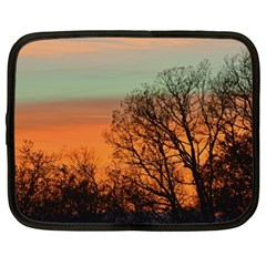 Twilight Sunset Sky Evening Clouds Netbook Case (xxl)