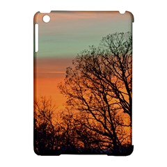 Twilight Sunset Sky Evening Clouds Apple Ipad Mini Hardshell Case (compatible With Smart Cover)