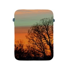 Twilight Sunset Sky Evening Clouds Apple Ipad 2/3/4 Protective Soft Cases