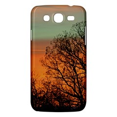 Twilight Sunset Sky Evening Clouds Samsung Galaxy Mega 5 8 I9152 Hardshell Case