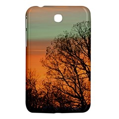 Twilight Sunset Sky Evening Clouds Samsung Galaxy Tab 3 (7 ) P3200 Hardshell Case