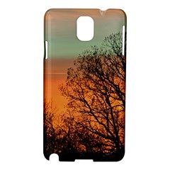 Twilight Sunset Sky Evening Clouds Samsung Galaxy Note 3 N9005 Hardshell Case