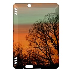 Twilight Sunset Sky Evening Clouds Kindle Fire Hdx Hardshell Case