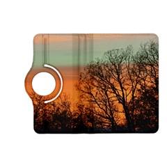 Twilight Sunset Sky Evening Clouds Kindle Fire Hd (2013) Flip 360 Case