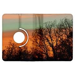 Twilight Sunset Sky Evening Clouds Kindle Fire Hdx Flip 360 Case