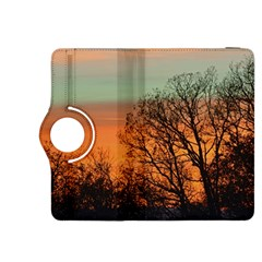 Twilight Sunset Sky Evening Clouds Kindle Fire Hdx 8 9  Flip 360 Case