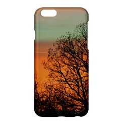 Twilight Sunset Sky Evening Clouds Apple Iphone 6 Plus/6s Plus Hardshell Case