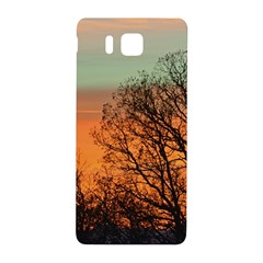 Twilight Sunset Sky Evening Clouds Samsung Galaxy Alpha Hardshell Back Case