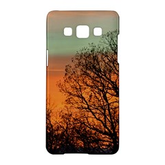 Twilight Sunset Sky Evening Clouds Samsung Galaxy A5 Hardshell Case