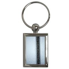 Rain Raindrop Drop Of Water Drip Key Chains (Rectangle)