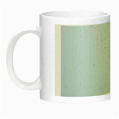 Rain Raindrop Drop Of Water Drip Night Luminous Mugs