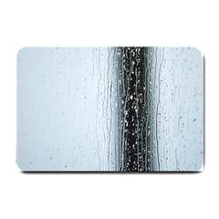 Rain Raindrop Drop Of Water Drip Small Doormat