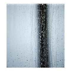 Rain Raindrop Drop Of Water Drip Shower Curtain 66  X 72  (large)
