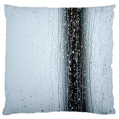 Rain Raindrop Drop Of Water Drip Large Cushion Case (two Sides)
