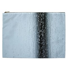 Rain Raindrop Drop Of Water Drip Cosmetic Bag (xxl)