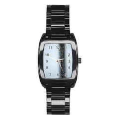 Rain Raindrop Drop Of Water Drip Stainless Steel Barrel Watch