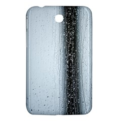 Rain Raindrop Drop Of Water Drip Samsung Galaxy Tab 3 (7 ) P3200 Hardshell Case
