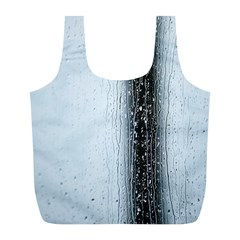Rain Raindrop Drop Of Water Drip Full Print Recycle Bags (l)