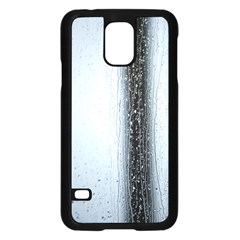 Rain Raindrop Drop Of Water Drip Samsung Galaxy S5 Case (black)