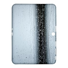 Rain Raindrop Drop Of Water Drip Samsung Galaxy Tab 4 (10 1 ) Hardshell Case