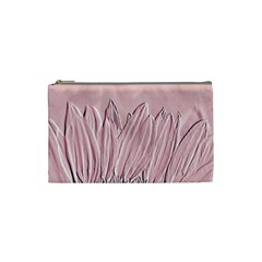 Shabby Chic Vintage Background Cosmetic Bag (small)