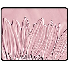 Shabby Chic Vintage Background Fleece Blanket (medium)