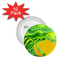 Zitro Abstract Sour Texture Food 1 75  Buttons (10 Pack)