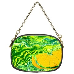 Zitro Abstract Sour Texture Food Chain Purses (one Side)