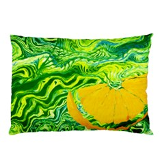 Zitro Abstract Sour Texture Food Pillow Case