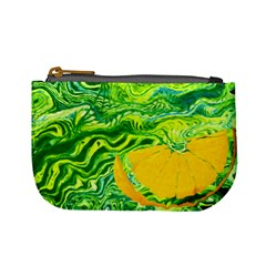 Zitro Abstract Sour Texture Food Mini Coin Purses