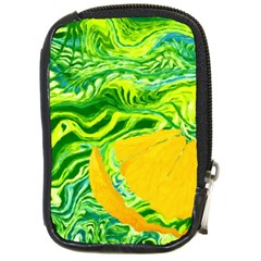 Zitro Abstract Sour Texture Food Compact Camera Cases