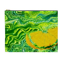 Zitro Abstract Sour Texture Food Cosmetic Bag (xl)
