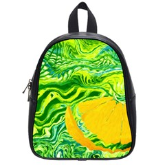 Zitro Abstract Sour Texture Food School Bags (Small)
