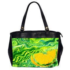 Zitro Abstract Sour Texture Food Office Handbags (2 Sides)
