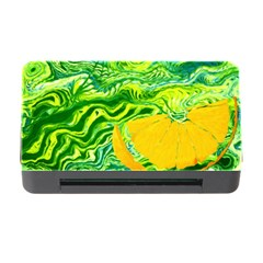Zitro Abstract Sour Texture Food Memory Card Reader With Cf