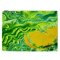 Zitro Abstract Sour Texture Food Cosmetic Bag (xxl)