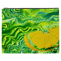 Zitro Abstract Sour Texture Food Cosmetic Bag (xxxl)