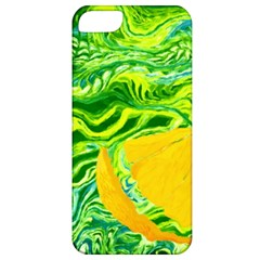 Zitro Abstract Sour Texture Food Apple Iphone 5 Classic Hardshell Case