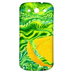 Zitro Abstract Sour Texture Food Samsung Galaxy S3 S Iii Classic Hardshell Back Case