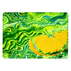 Zitro Abstract Sour Texture Food Samsung Galaxy Tab 10 1  P7500 Flip Case