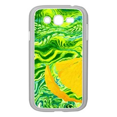 Zitro Abstract Sour Texture Food Samsung Galaxy Grand Duos I9082 Case (white)
