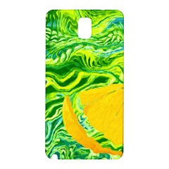 Zitro Abstract Sour Texture Food Samsung Galaxy Note 3 N9005 Hardshell Back Case