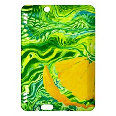 Zitro Abstract Sour Texture Food Kindle Fire Hdx Hardshell Case