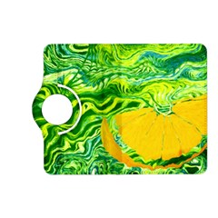 Zitro Abstract Sour Texture Food Kindle Fire Hd (2013) Flip 360 Case