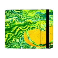 Zitro Abstract Sour Texture Food Samsung Galaxy Tab Pro 8 4  Flip Case