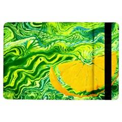 Zitro Abstract Sour Texture Food Ipad Air Flip