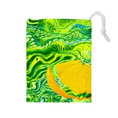 Zitro Abstract Sour Texture Food Drawstring Pouches (large)