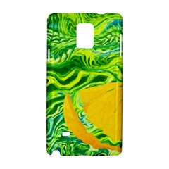 Zitro Abstract Sour Texture Food Samsung Galaxy Note 4 Hardshell Case