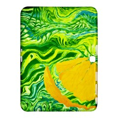 Zitro Abstract Sour Texture Food Samsung Galaxy Tab 4 (10 1 ) Hardshell Case