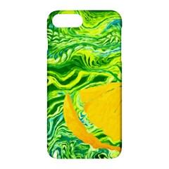 Zitro Abstract Sour Texture Food Apple Iphone 7 Plus Hardshell Case